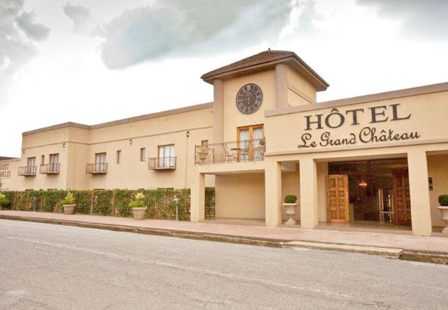 Le Grand Chateau In Parys  Free State