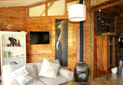 Jispa Cottage lounge