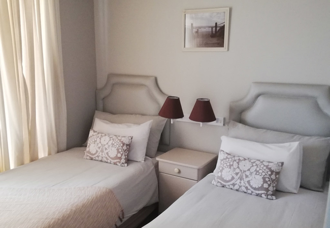 2bed twin room