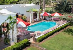 Le Jardin Pool Pavillion