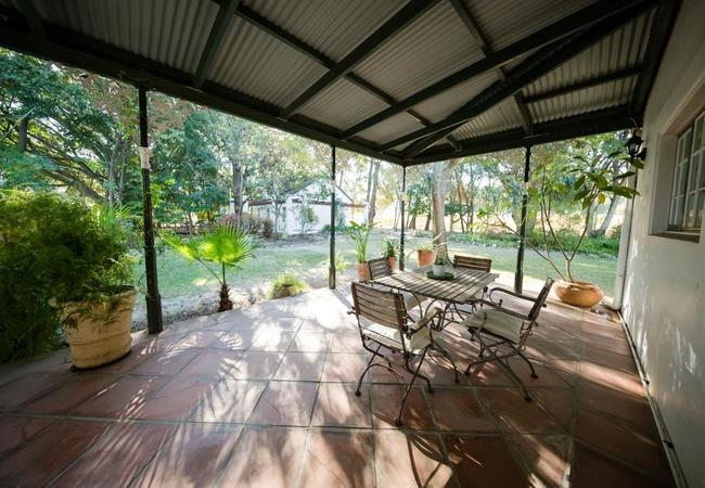 1. Deluxe Garden View Suite