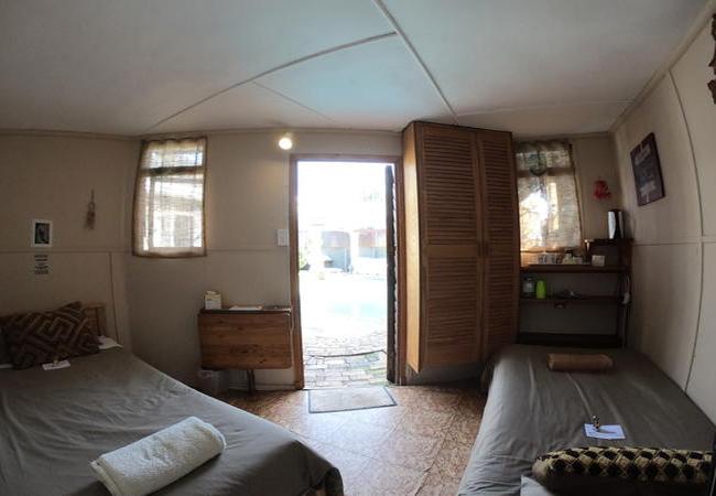 The Twin Cabin 2