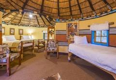 Lesedi African Lodge & Cultural Village