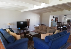 TV Lounge to dining room