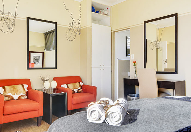 First Floor Traditional Room - Madiba