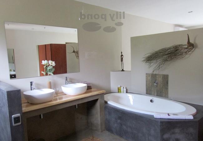 Bathroom Garden Room