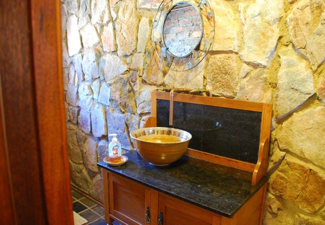 Ou-Kraal Bathroom