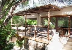Giraffe Garden Suite