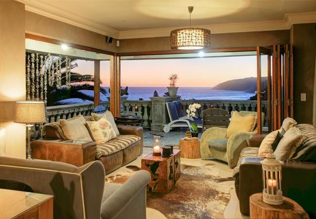 Lounge full dstv seaview