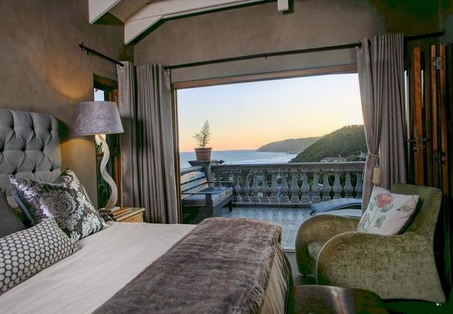 Seaview bedroom 1