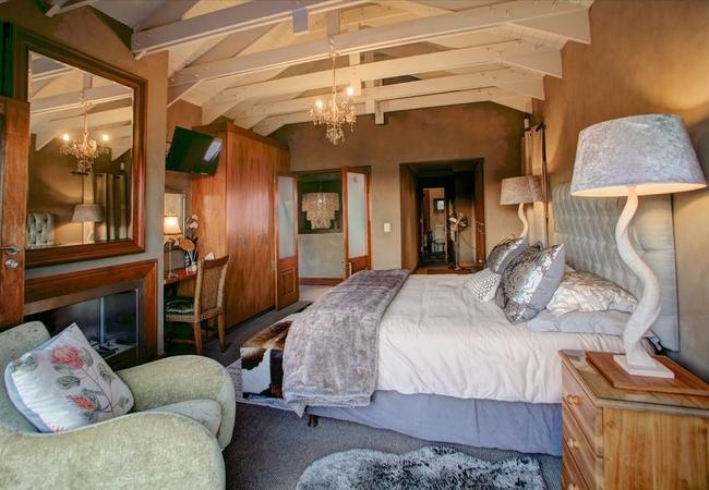 Main bedroom luxury