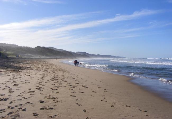 The Beach visit