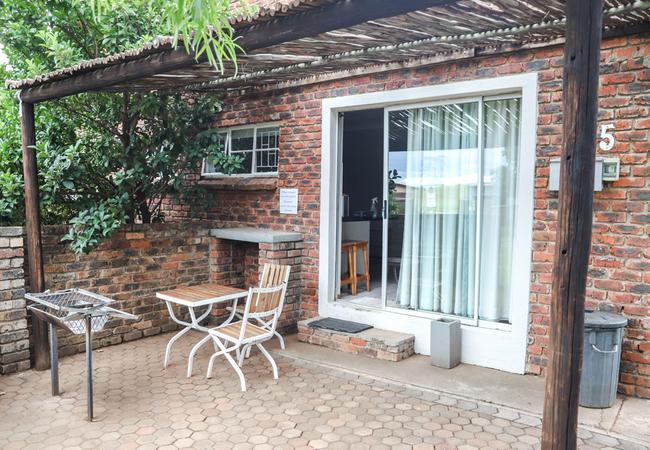 2 Bedroom standard Chalet - Bedrooms