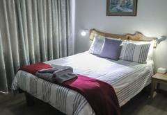 2 Bedroom standard Chalet - Bathroom