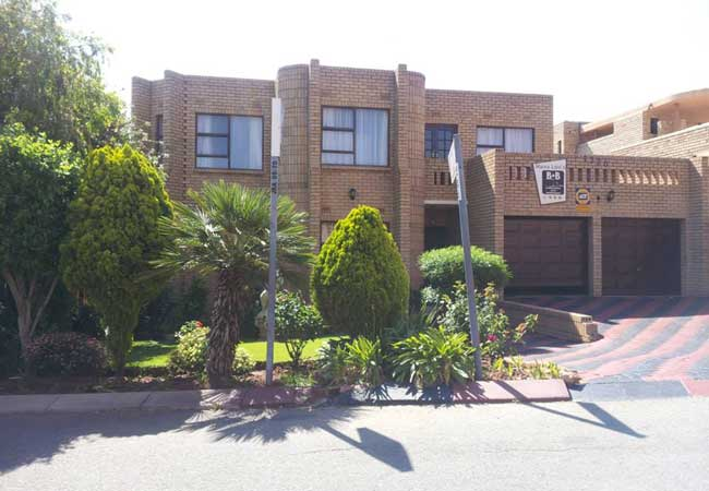 Lolo S Guest House In Soweto Gauteng