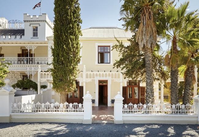Historic Reston Villa Luxury