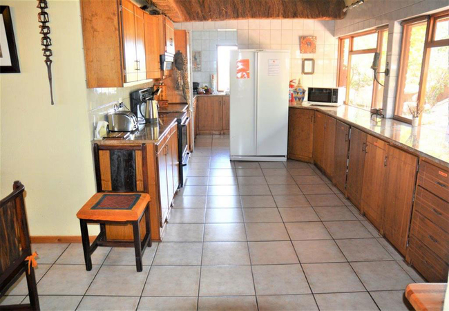 Spacious kitchen, very well equipped