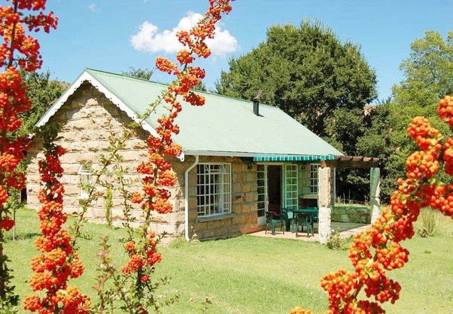 Sunshine Cottage