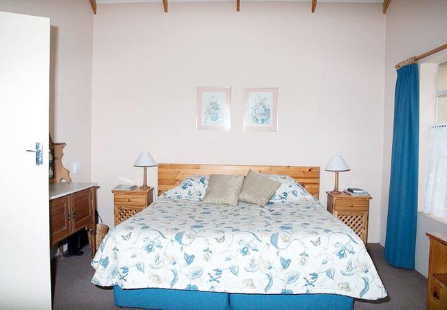 Sunrise main bedroom
