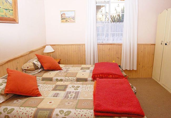 Sunrise second bedroom