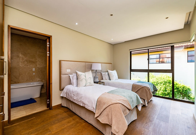 The fifth bedroom
