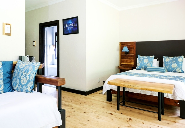 Ruby - Double or Twin Room