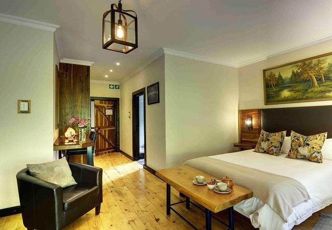 Garnet - Luxury Double Room