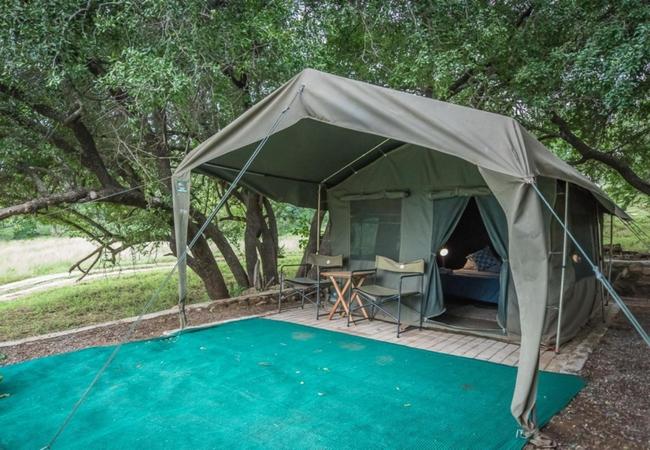 Maninghi Safari Tent One
