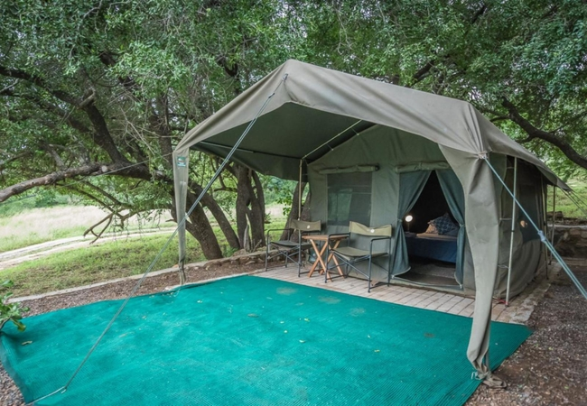 Maninghi Safari Tent Two