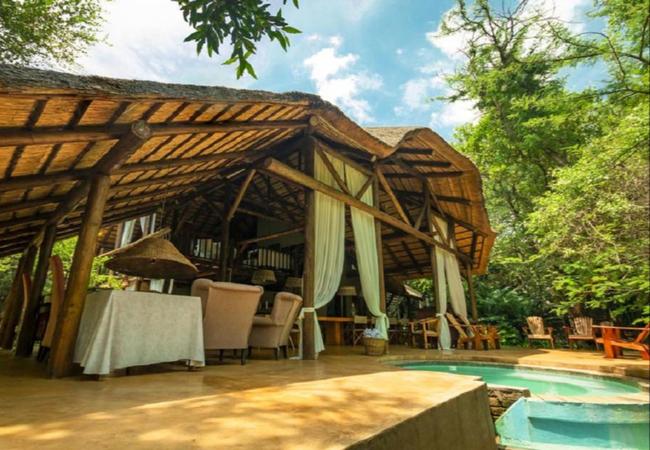 Maqueda Lodge In Marloth Park Mpumalanga