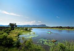 Water safari Miss Mara