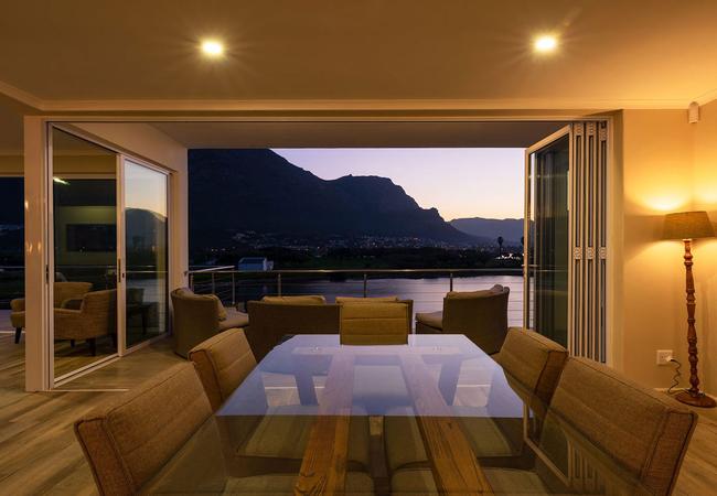 Three Bedroom House - Dining Area
