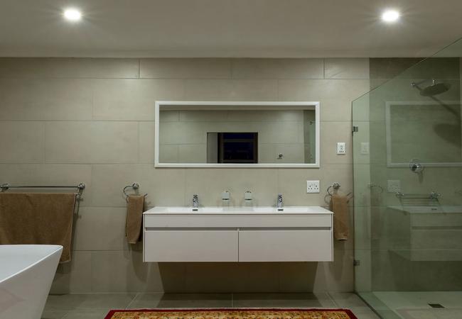 Three Bedroom House - Bathroom
