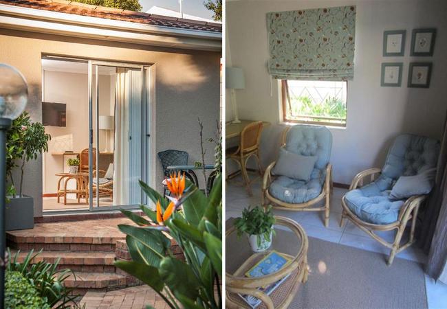 Superior Garden Courtyard Suite 1