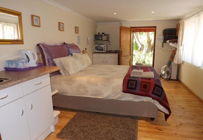 Lavender Garden Room