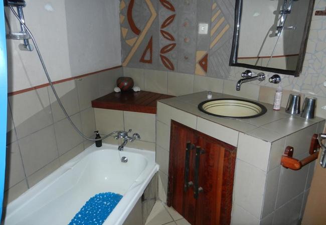 Bathroom standard chalets