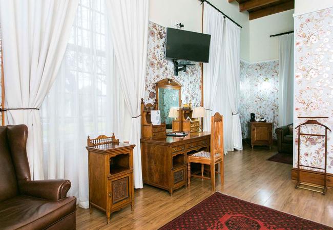 Antique Double Room