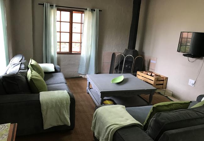 Hope cottage lounge