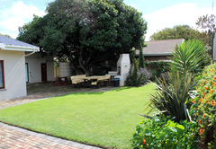Accommodation in Hartenbos