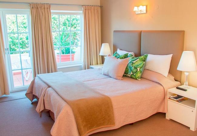 Twin Room-Standard Inland with Balcony