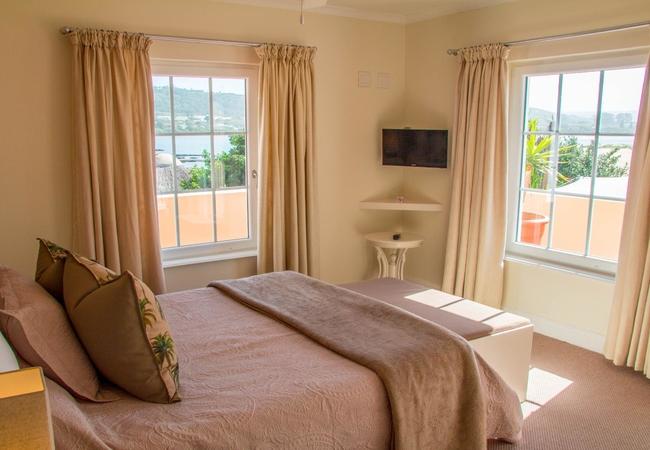 Double Room Upstairs Ocean