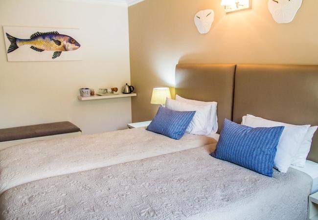 Twin Room - Ground Floor Budget Inland