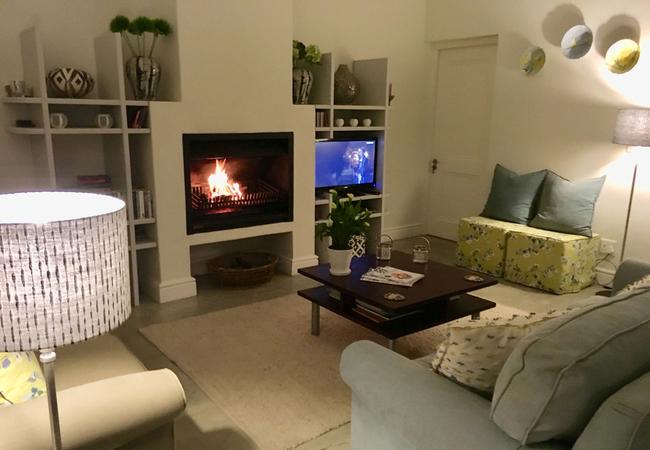 Living room 10m x 6m