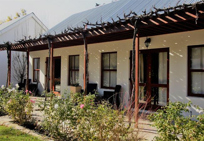 Garden Suites Verandah
