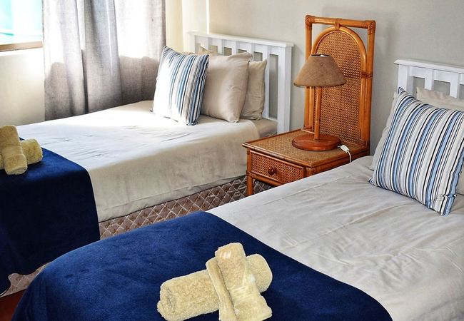 Double Sea-facing Suite (Bed and Breakfast)