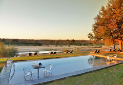 Mjejane River Lodge - Luxury Room