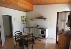 Apartment 1: Living Area