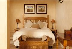 Queen Bed Garden Rooms