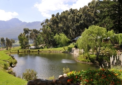 Holiday Home in Franschhoek