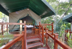 Monzi Safaris Tented Camp
